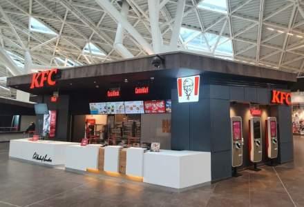 Un nou restaurant KFC s-a deschis în România