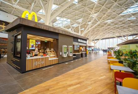 McDonald's deschide cel de-al 86-lea restaurant în România