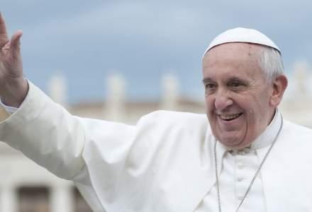 Moment istoric. Papa Francisc: Parteneriat civil pentru persoanele de același sex
