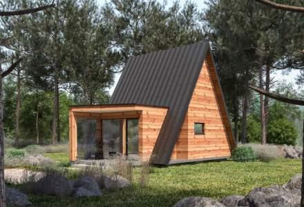 A fost lansat un nou model de casă de vacanță, destinat zonelor montane