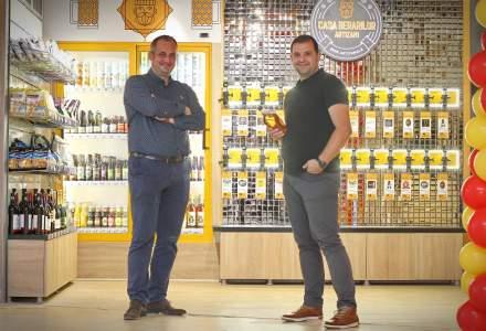 Un magazin cu bere artizanală dechide prima locație din Timișoara