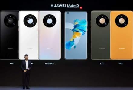 HUAWEI lansează Mate 40 Series: cum arată telefoanele și ce specificații au