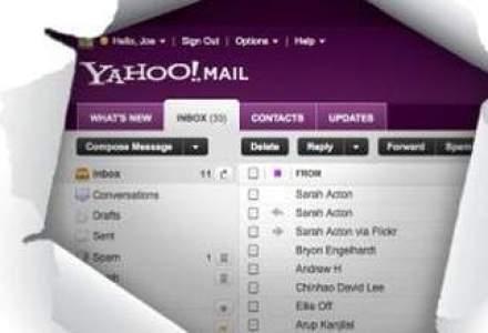 Yahoo renunta la conectarea pe site-urile sale prin intermediul conturilor de Facebook si Google
