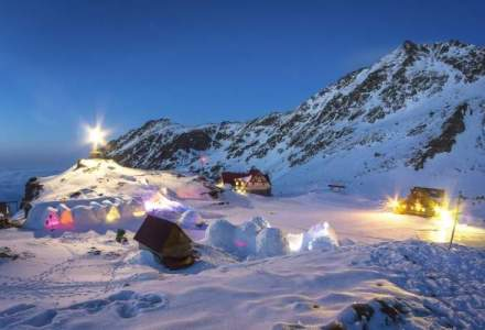 Hotelul de Gheata de la Balea Lac, in topul mondial al atractiilor turistice