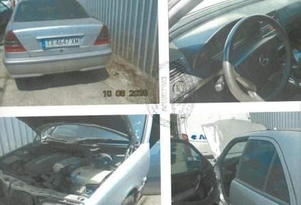 Noi mașini scoase la vânzare de către ANAF în octombrie