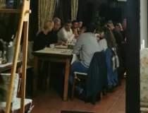 Marcel Ciolacu, la masă cu 10...