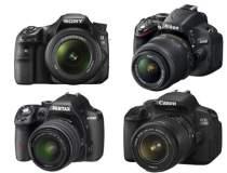 Cele mai bune aparate foto DSLR