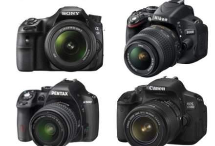 Cele mai bune aparate foto DSLR pe care le poti cumpara cu mai putin de 2.000 de lei
