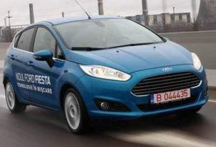 Seful Ford Motor a primit pentru 2013 actiuni de 13,8 mil. dolari