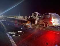 Accident grav în județul...