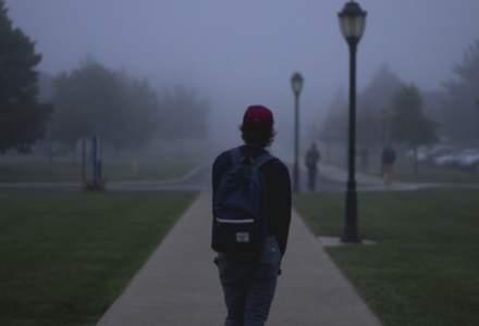 COD GALBEN de ceață în capitală