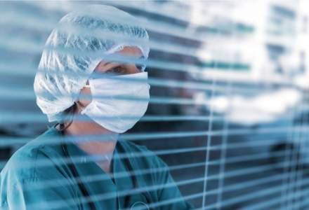 RAPORT: Unul din 35 dintre cazuri a fost înregistrat la personal medical