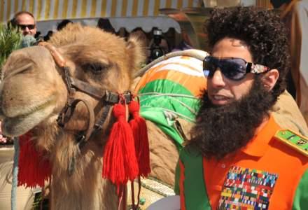Kazakhstan-ul se folosește de Borat în promovarea turismului