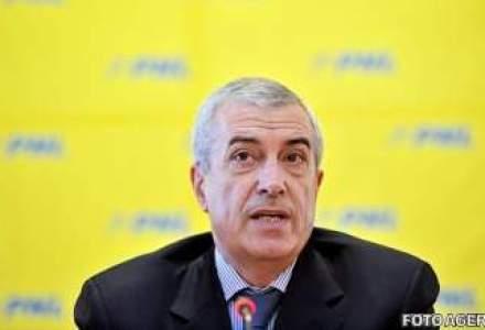 Calin Popescu Tariceanu: USD mi-a propus sa candidez la sefia Senatului, am acceptat