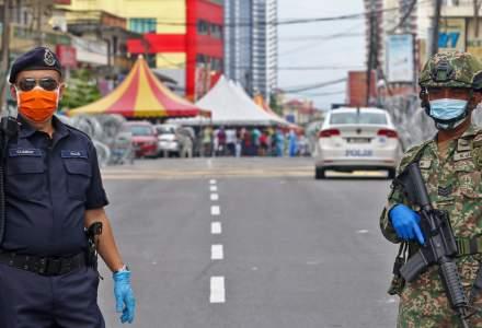 Coronavirus   Malaezia a plasat în carantină peste 10.000 de poliţişti, pentru a preveni răspândirea pandemiei