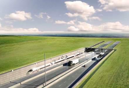 Cel mai lung tunel rutier și feroviar din lume este în construcție în Europa. Va costa 7 MLD. euro