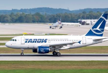 TAROM anunţă modificări în orarul de zbor, ca urmare a contextului actual