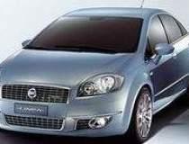 Sedan-ul Fiat Linea are un...
