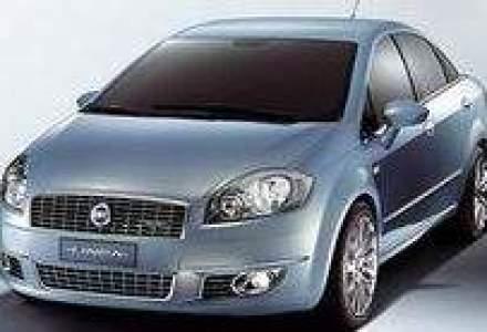 Sedan-ul Fiat Linea are un pret de 8.850 euro cu TVA prin programul Rabla