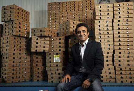 Producatorul de iaurturi grecesti Chobani pune la bataie 20% din companie
