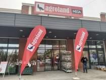 Agroland deschide primul...