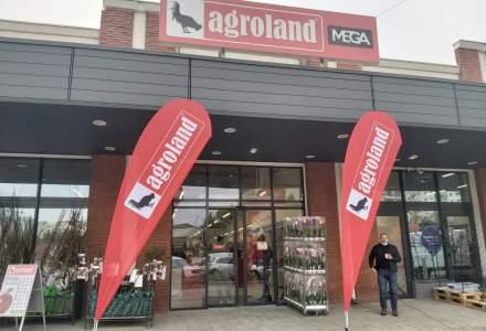 Agroland deschide primul magazin concept Agroland MEGA din București