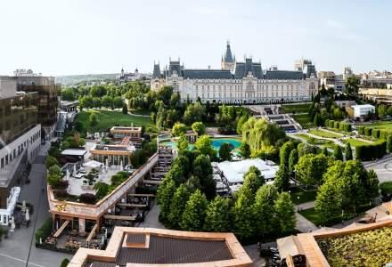 (P) Ansamblul mixt Palas Iași, al companiei IULIUS, singurul proiect certificat LEED® Neighborhood Development din Europa Centrală și de Est