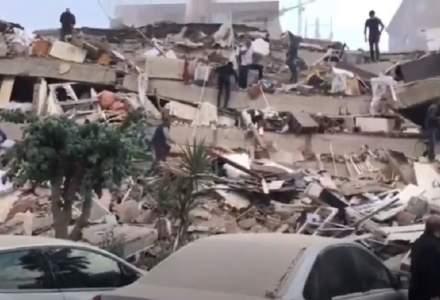 Cutremur cu magnitudinea 7 pe scara Richter în Turcia și Grecia