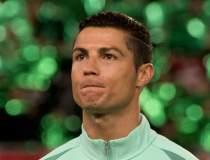 Cristiano Ronaldo s-a...