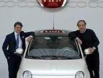 Fiat si Chrysler ar putea...