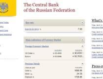 Site-ul Bancii centrale a...