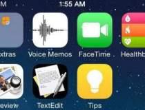 Cum va arata iOS 8: functii...