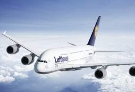 Lufthansa Group vrea 1,5 mil. pasageri din Romania anul acesta