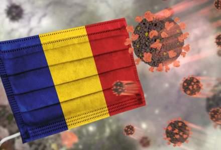 Coronavirus | Octombrie, luna recordurilor privind pandemia de COVID-19 în România
