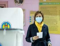Alegeri Moldova: Ce scor a...