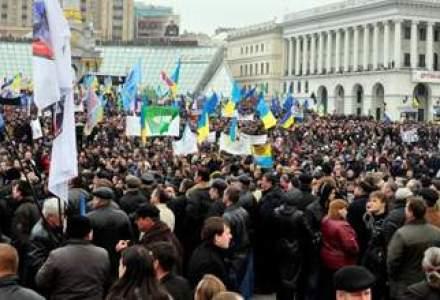 Principalele evenimente din Ucraina de la inceputul miscarii de contestare