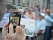 Protest in Capitala: de ce au...