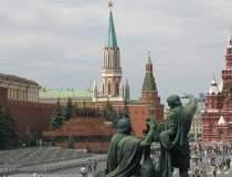 Manifestatii la Moscova...