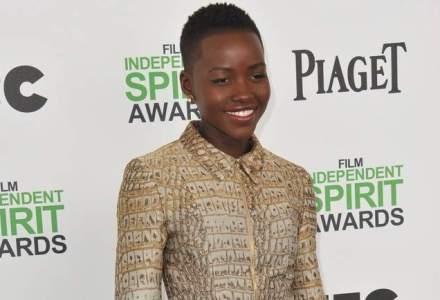 "Lupita Nyong'o ar putea juca in noul film din franciza ""Star Wars"""