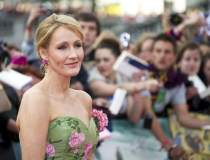 J.K. Rowling a publicat un...