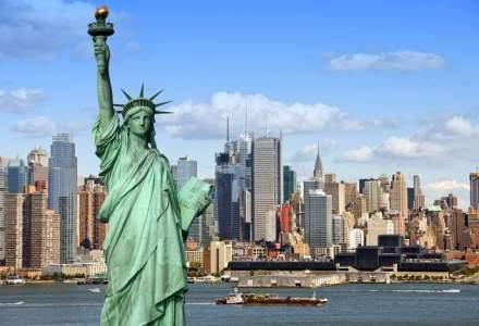New York a devenit cel mai mare centru financiar al lumii