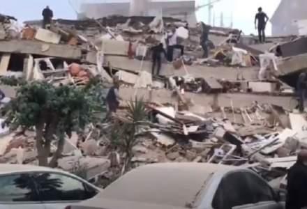 Bilanțul deceselor în urma cutremurului din vestul Turciei a ajuns la 100