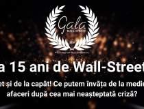 Gala 15 ani de Wall-Street.ro...