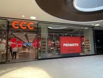 Brandul de încălțăminte CCC...