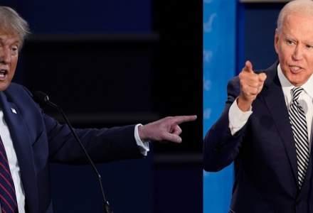 Alegeri SUA - Donald Trump şi Joe Biden îşi dispută preşedinţia SUA