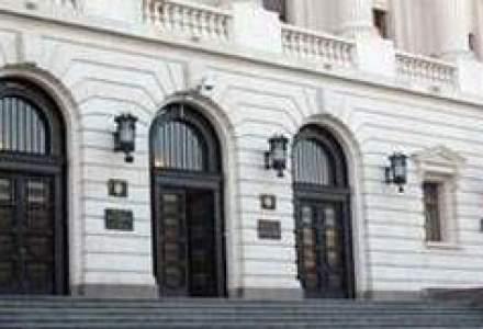 BNR a atras 2,17 mld. lei din piata interbancara in depozite la 2 zile