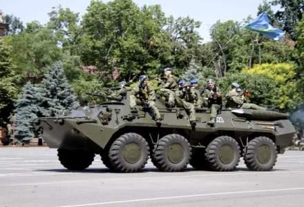 Crimeea dizolva unitatile militare ucrainene de pe teritoriul sau