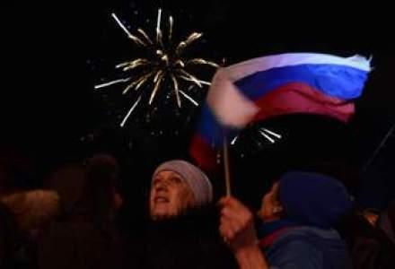 Rusia recunoaste independenta regiunii Crimeea