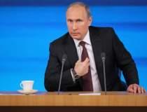 "Vladimir Putin: ""Nu vrem..."
