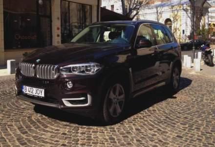 Test Drive Wall-Street: A treia generatie BMW X5, schimbari majore